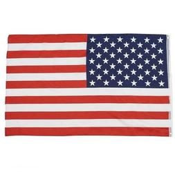 American Flag 2x3 Ft w/ Grommets - United States of America