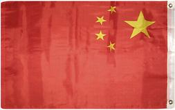 2x3 China Chinese Flag Super Poly Flag 2'x3' House Banner Gr