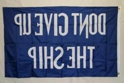 2x3 Commodore Perry Dont Give Up The Ship Flag 2'x3' House B