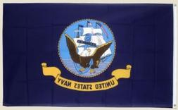 Annin 3' x 5' Foot United States Navy Flag