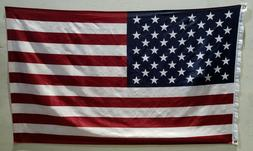 3' X 5' FT AMERICAN FLAG BRASS GROMMETS USA STARS AND STRIPE
