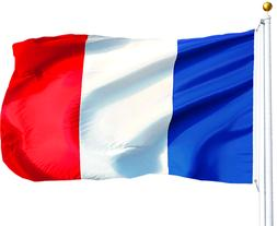 3'x5' ft French France Flag | Polyester National Country Ban