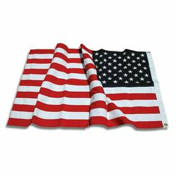 3x5 ft US American Flag Heavy Duty Embroidered Stars Sewn St