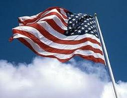 4'x6' US Nylon I American Flag USA FlagSource MADE IN THE US