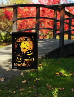 Toland Home Garden Scary Halloween 12.5 x 18 Inch Decorative