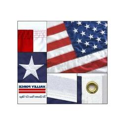 Valley Forge American Flag 2ft x 3ft sewn nylon by Flag