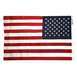 American Tough Tex Flag 12ft x 18ft Polyester By Annin