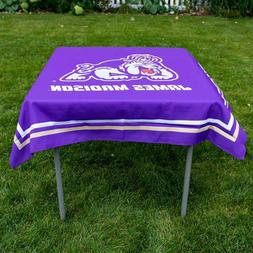 College Flags And Banners Co. James Madison Dukes Logo Table