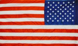 Valley Forge Flag 8 x 12 Foot Large Commercial-Grade Nylon U