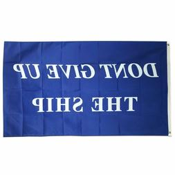 Commodore Perry Don't Give up the Ship Flag 3'x5' Banner Bra