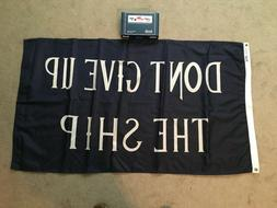 Commodore Perry Flag 3x5 made in the USA by Annin Flagmakers