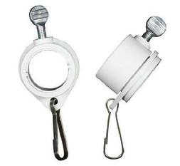 Flag 1-Inch Diameter Rotating Mounting Rings, Valley Forge,