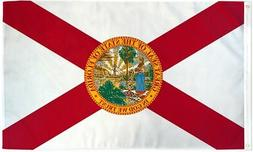 Florida Flag State Banner FL Pennant New Indoor Outdoor 3x5