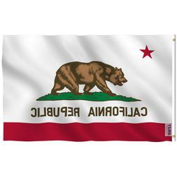 Anley Fly Breeze 3x5 4x6 Feet California State Flag Calif. C