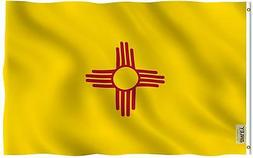 ANLEY  Fly Breeze  3x5 Foot New Mexico State Flag - Vivid Co