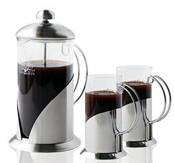 French Press Coffee, Tea Espresso Maker By Pura Vida - 304 S