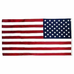 Government Spec. 2ft 4 inchx4ft 6in U.S. Flag Outdoor Flag,