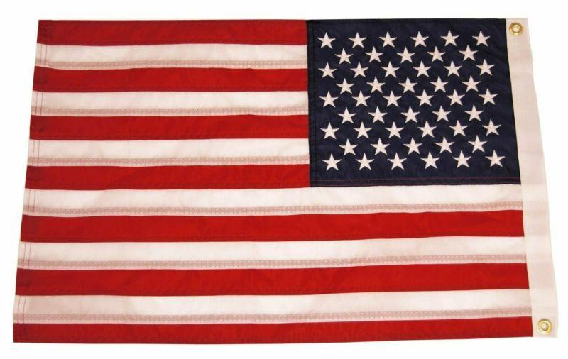 12x18 yacht boat ensign nautical us usa