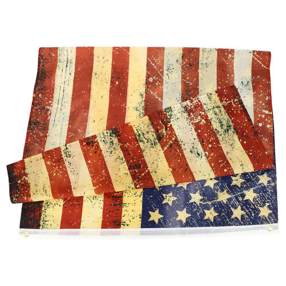 1Pc American Flag Home US Flag Holiday