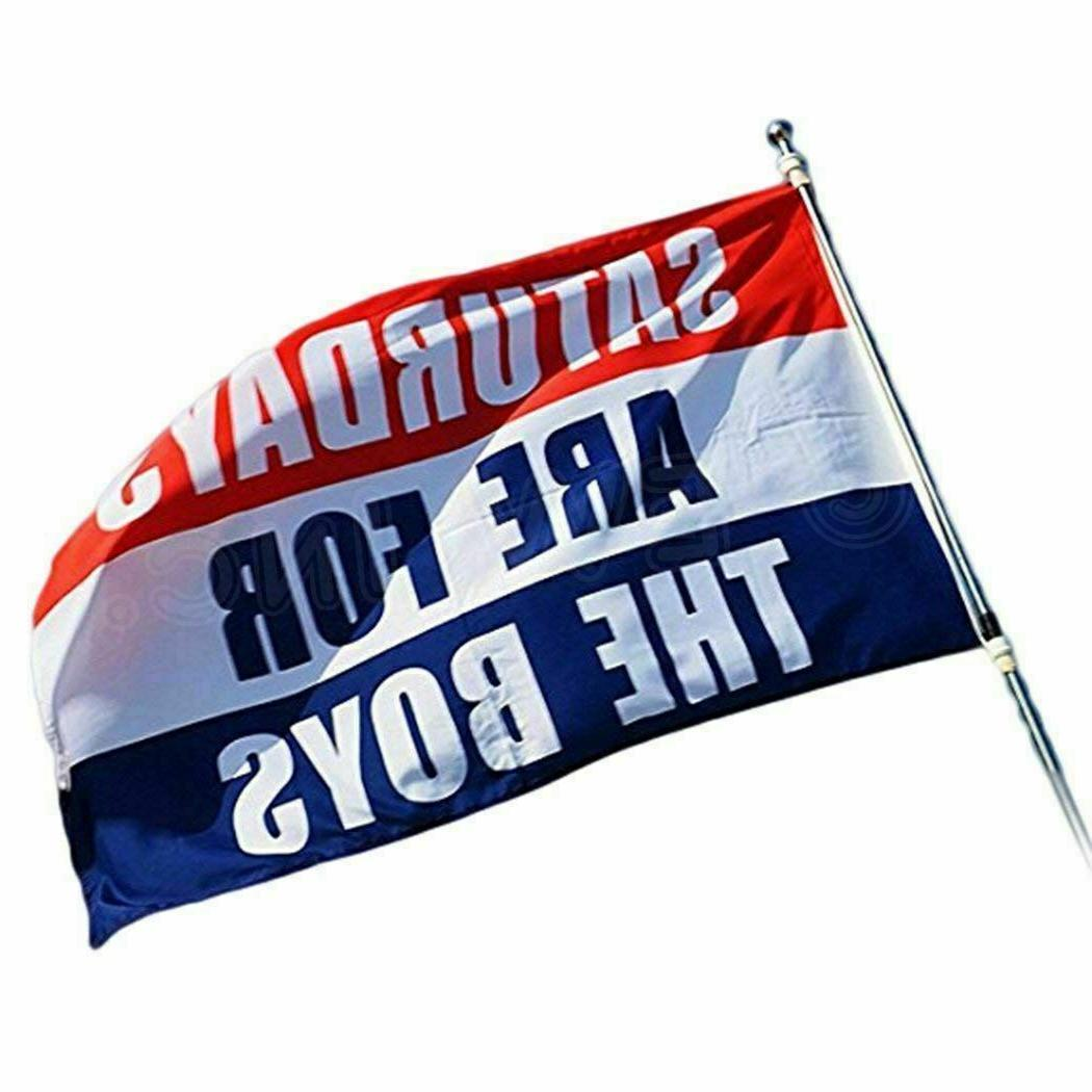 3x5 Are The Boys Girls Flag Polyester