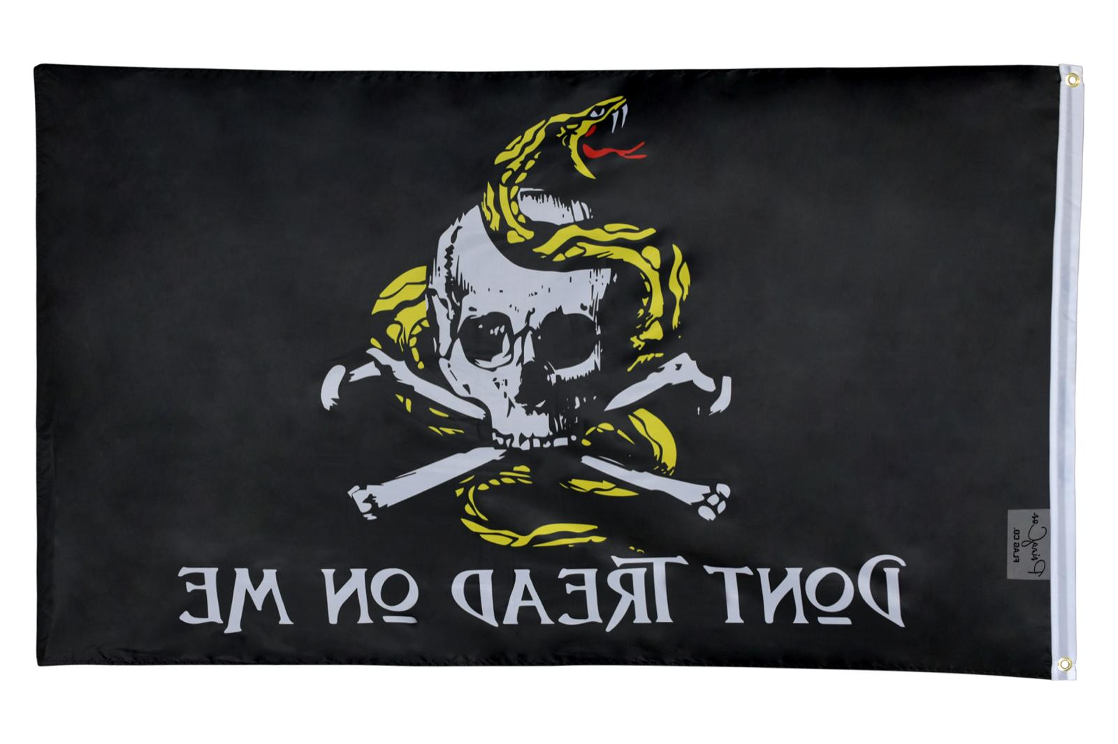 3x5ft don t tread on me pirate