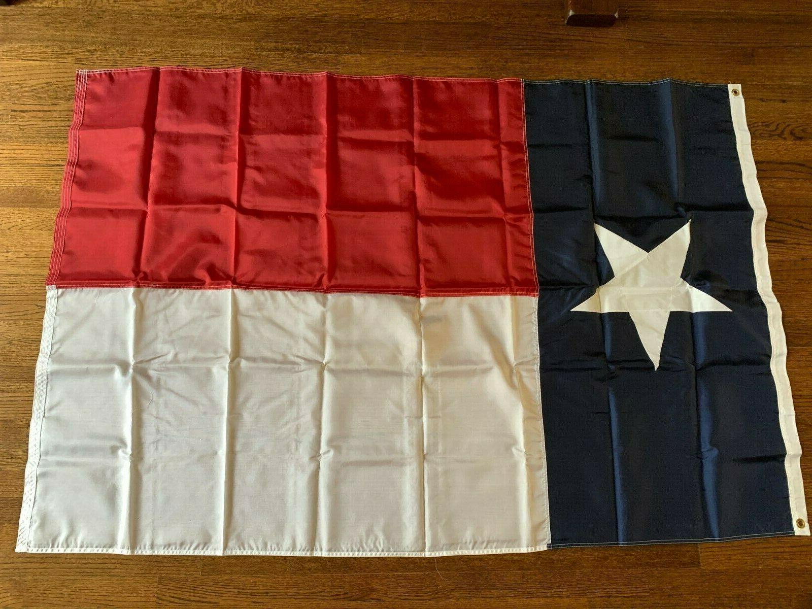 4x6 texas flag embroidered texas state banner