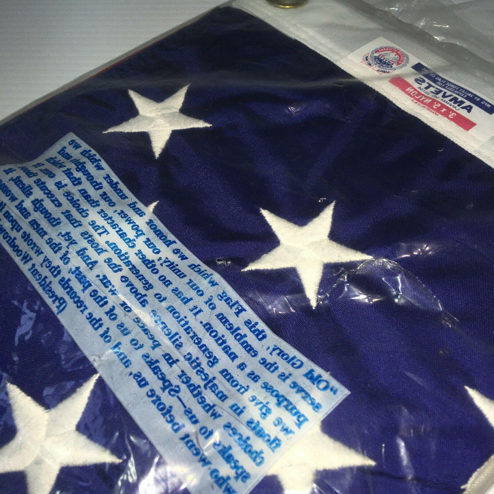 Valley Forge American Made the USA Sealed