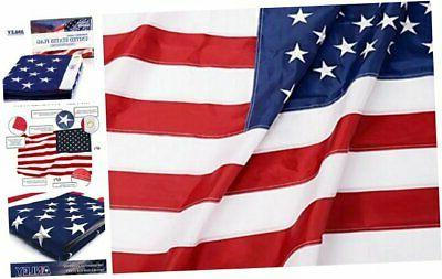 anley everstrong series american us flag 4x6