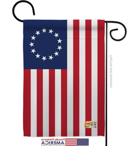Betsy Ross Decorative Flags Pack GP140704-P3AE