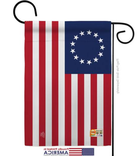 Betsy Ross - Impressions Decorative 2 Flags GP192173-P3AE