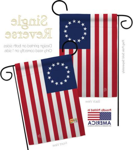 Betsy Ross Decorative pcs Flags Pack