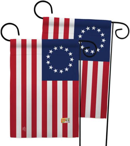 betsy ross impressions decorative 2 pcs garden