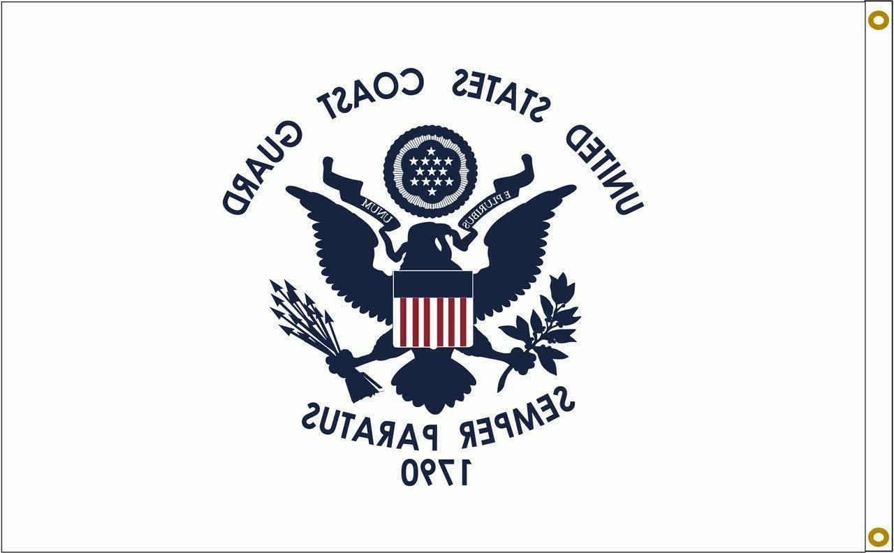 Coast Guard Banner Veteran