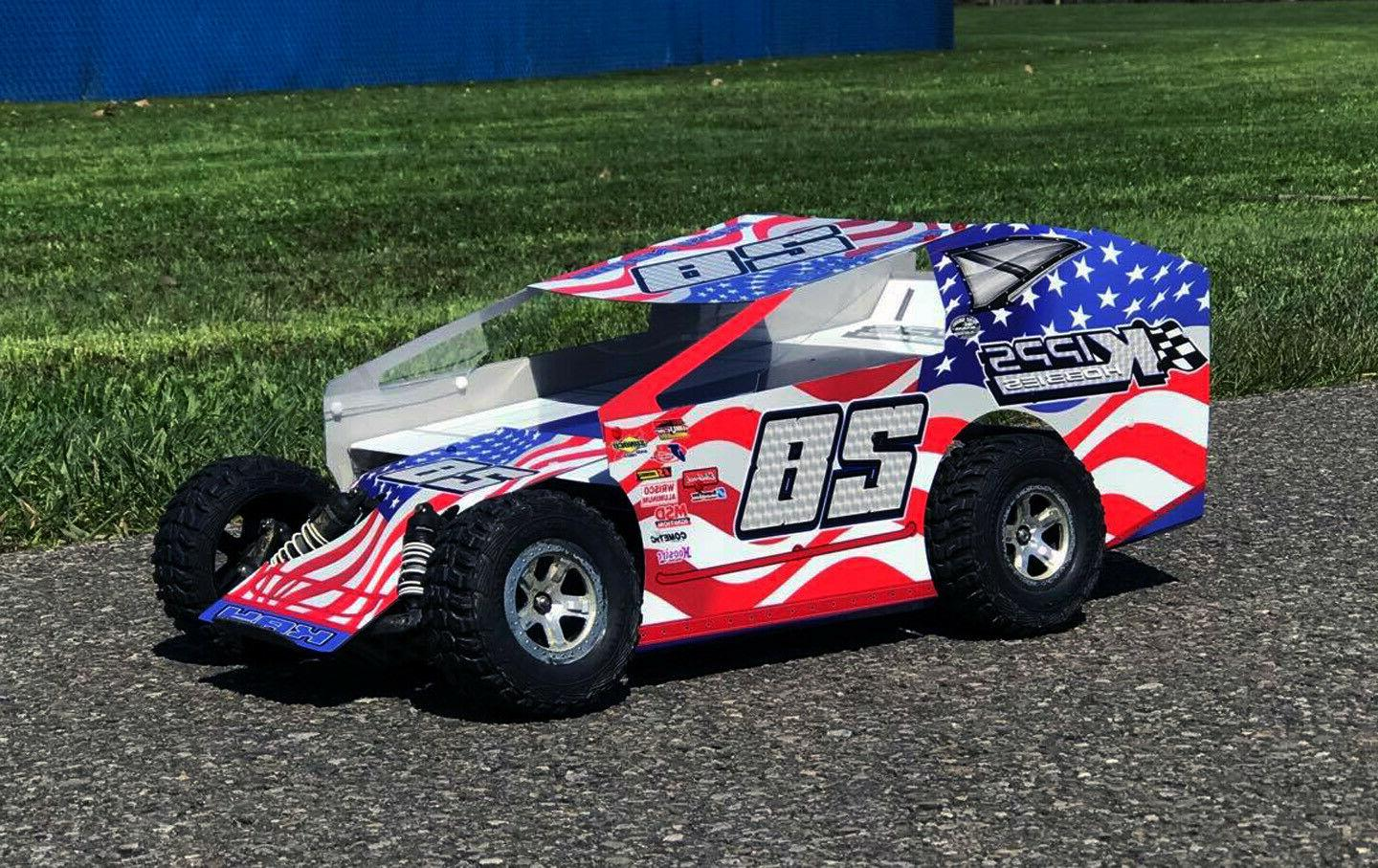 SALVAS MUDBOSS AMERICAN FLAG KIT
