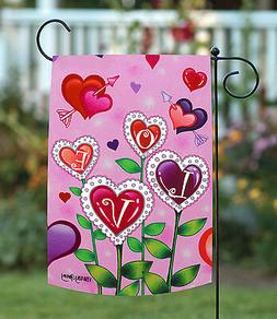 Toland Home Garden Love Garden 12.5 x 18 Inch Decorative Col