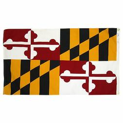 maryland 3ft x 5ft spectrapro flag
