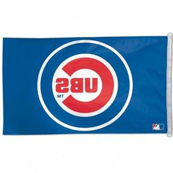 MLB Chicago Cubs Wincraft 3' X 5' Flag w/ D-Ring NEW!