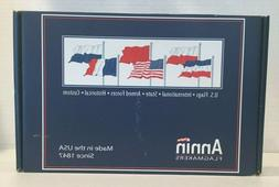 Annin Flagmakers Model 143660 New Jersey State Flag 3x5 ft.