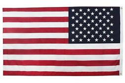 NEW! 4x6 4 X 6 FT  U.S. American  SuperStrong! Flag MADE IN