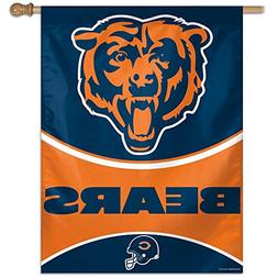 NFL Chicago Bears 27-by-37-Inch Vertical Flag