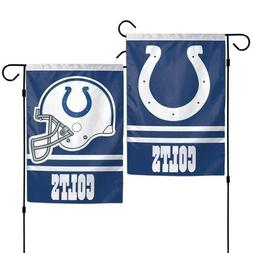 """NFL Indianapolis Colts WCR08370013 Garden Flag, 11"""" x 15"""""""