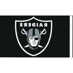 NFL Oakland Raiders 3-by-5 foot Flag
