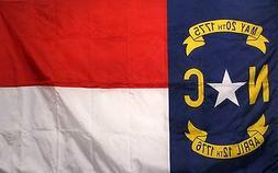 North Carolina State 3x5 Banner Flag Made in the USA