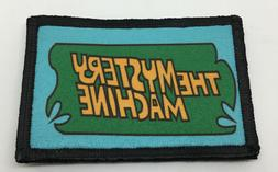 Scooby Doo Mystery Machine Morale Patch Tactical Military US