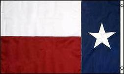 TEXAS 4X6ft Nylon Embroidered FLAG