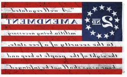 Trump 2020 Tank Fireworks Eagle Flag 3x5ft with Grommets New