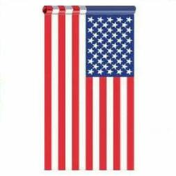 US 2.5 x 4 AMERICAN FLAG POLE HEM BANNER SLEEVE POCKET