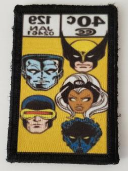 X Men Comic Book Header Morale Patch Tactical Army Military